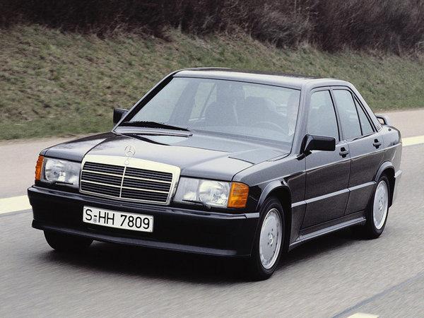 mercedes 190 auto storica